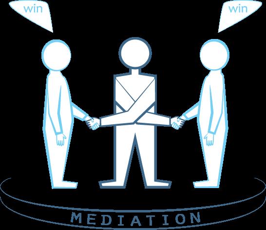 mediation-blau